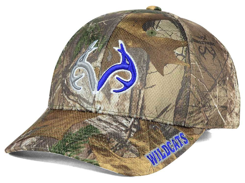 promo code 8a376 e340b Kentucky Wildcats Top of the World NCAA Realtree XB1 Camo Cap low-cost