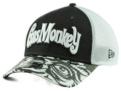 Gas Monkey Garage Eyes 39THIRTY Cap Hats