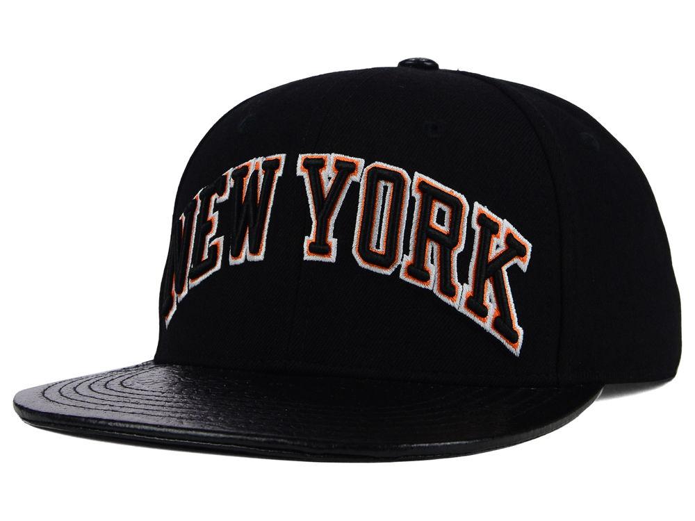more photos 67539 a70ef ... authentic new york knicks pro standard nba premium strapback hat 80off  7d806 00584