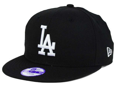 Los Angeles Dodgers MLB Youth B-Dub 9FIFTY Snapback Cap Hats