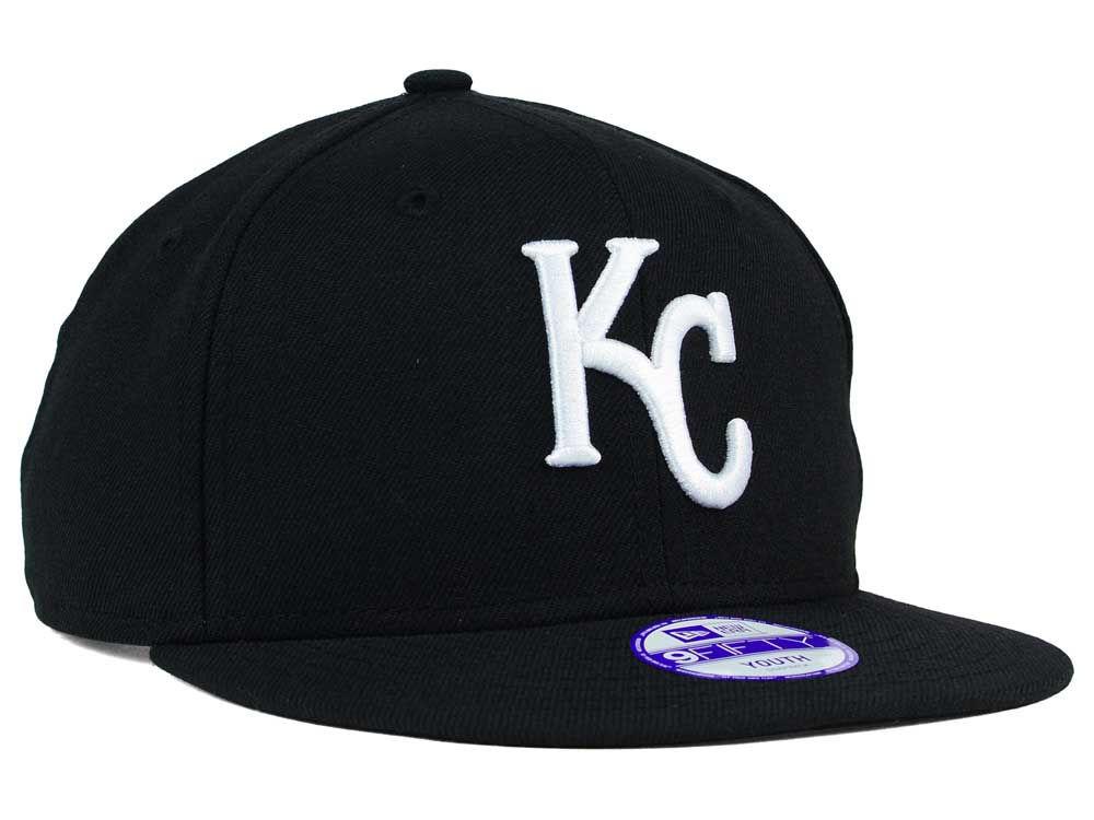 new products 2d496 a9060 ... buy 70off kansas city royals new era mlb youth b dub 9fifty snapback cap  3b16a 2e045