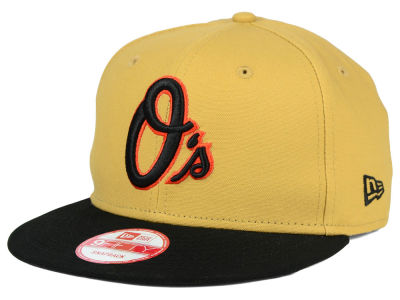 Baltimore Orioles MLB Classic Canvas 9FIFTY Snapback Cap Hats