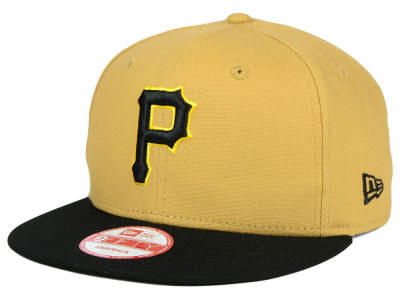 Pittsburgh Pirates MLB Classic Canvas 9FIFTY Snapback Cap Hats