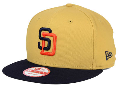 San Diego Padres MLB Classic Canvas 9FIFTY Snapback Cap Hats