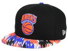 New York Knicks New Era NBA HWC Team Zag 9FIFTY Snapback Cap Adjustable Hats