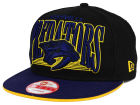 Nashville Predators New Era NHL Ice Block 9FIFTY Snapback Cap Adjustable Hats