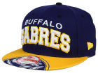 Buffalo Sabres New Era NHL Double Flip 9FIFTY Snapback Cap Adjustable Hats