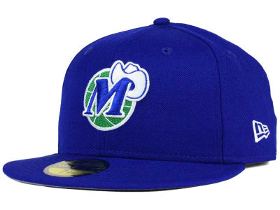 Dallas Mavericks NBA HWC Team Basic 59FIFTY Cap Hats