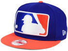 New York Mets New Era MLB Team Logo Man 9FIFTY Snapback Cap Adjustable Hats