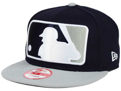 New York Yankees MLB Team Logo Man 9FIFTY Snapback Cap Hats