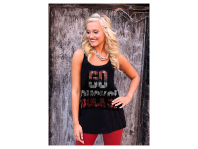 Gameday Couture NCAA Women's Embellished Tank