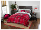 Ohio State Buckeyes The Northwest Company Full Comforter Plaid Set Bed & Bath