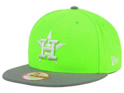 Houston Astros MLB The Queens 9FIFTY Snapback Cap Hats