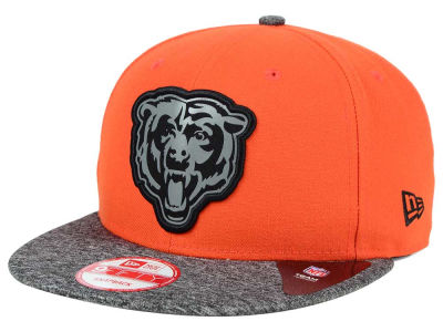 Chicago Bears NFL Gridiron Hook 9FIFTY Snapback Cap Hats