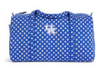 Kentucky Wildcats Vesi Vera Bradley Large Duffel Apparel & Accessories