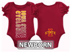 Iowa State Cyclones Colosseum NCAA Newborn Girls Sunset Creeper Outfits