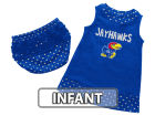 Kansas Jayhawks Colosseum NCAA Infant Girls Heartbeat Dress Set Infant Apparel