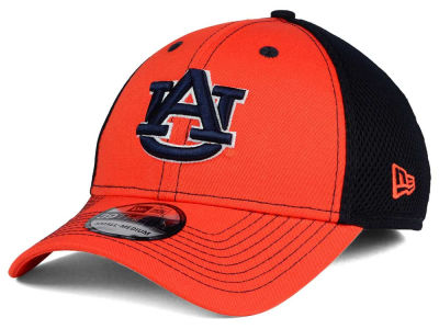 Auburn Tigers NCAA Team Front Neo 39THIRTY Cap Hats