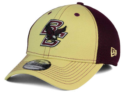 Boston College Eagles NCAA Team Front Neo 39THIRTY Cap Hats