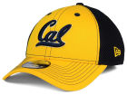 California Golden Bears New Era NCAA Team Front Neo 39THIRTY Cap Stretch Fitted Hats