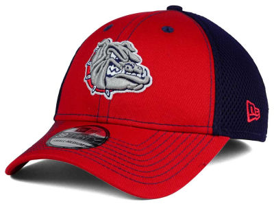 Gonzaga Bulldogs NCAA Team Front Neo 39THIRTY Cap Hats