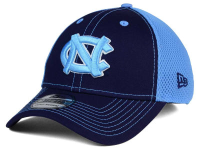 North Carolina Tar Heels NCAA Team Front Neo 39THIRTY Cap Hats