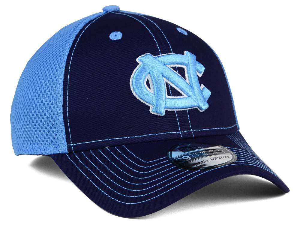 5185f426c1f high-quality North Carolina Tar Heels New Era NCAA Team Front Neo 39THIRTY  Cap