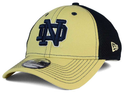Notre Dame Fighting Irish NCAA Team Front Neo 39THIRTY Cap Hats