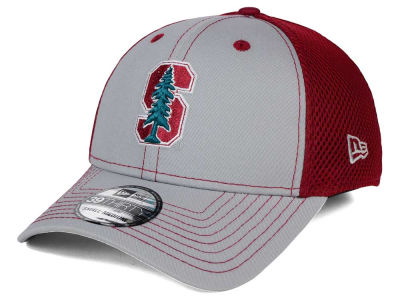 Stanford Cardinal NCAA Team Front Neo 39THIRTY Cap Hats