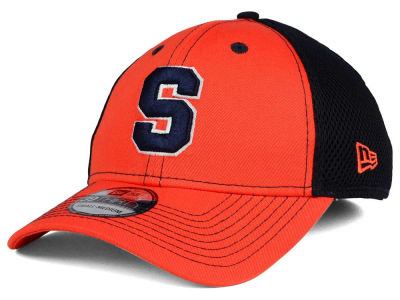 Syracuse Orange NCAA Team Front Neo 39THIRTY Cap Hats