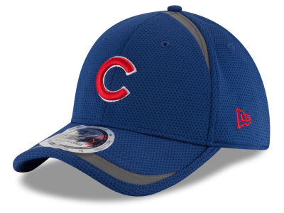 Chicago Cubs MLB Team Reflectaline 39THIRTY Cap Hats