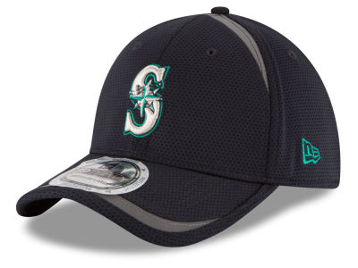 Seattle Mariners MLB Team Reflectaline 39THIRTY Cap Hats