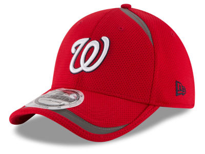 Washington Nationals MLB Team Reflectaline 39THIRTY Cap Hats