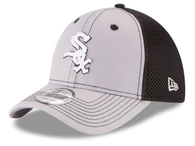 Chicago White Sox MLB Team Front Neo 39THIRTY Cap Hats