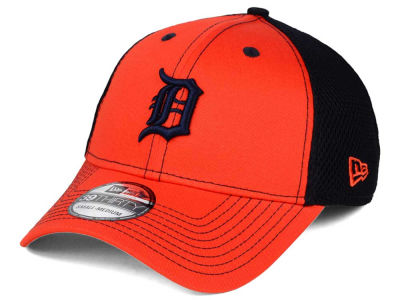 Detroit Tigers MLB Team Front Neo 39THIRTY Cap Hats