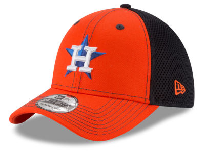 Houston Astros MLB Team Front Neo 39THIRTY Cap Hats