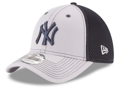 New York Yankees MLB Team Front Neo 39THIRTY Cap Hats