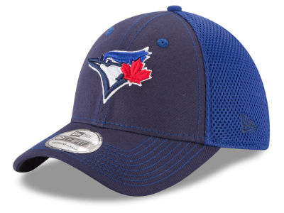 Toronto Blue Jays MLB Team Front Neo 39THIRTY Cap Hats