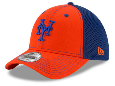 New York Mets MLB Team Front Neo 39THIRTY Cap Hats
