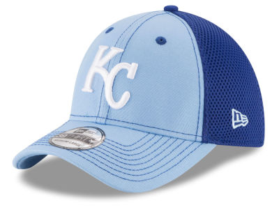 Kansas City Royals MLB Team Front Neo 39THIRTY Cap Hats