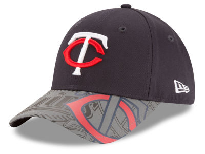Minnesota Twins MLB Youth Reflect Fuse 9FORTY Cap Hats