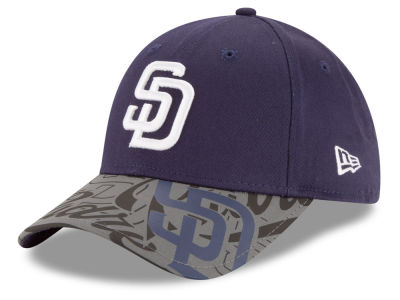 San Diego Padres MLB Youth Reflect Fuse 9FORTY Cap Hats