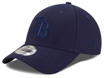 Tampa Bay Rays MLB Tone Tech 39THIRTY Cap Hats