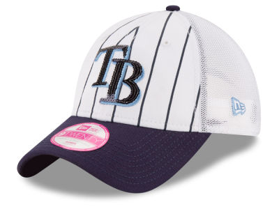 Tampa Bay Rays MLB Women's Trucker Lust 9TWENTY Cap Hats