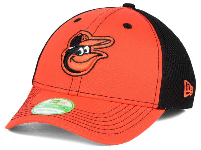 Baltimore Orioles MLB Jr Team Front Neo 39THIRTY Cap Hats