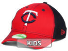 Minnesota Twins New Era MLB Jr Team Front Neo 39THIRTY Cap Stretch Fitted Hats
