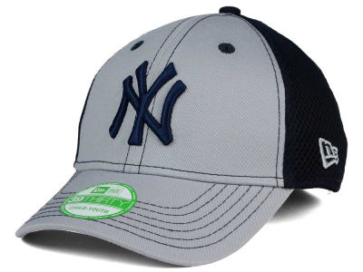 New York Yankees MLB Jr Team Front Neo 39THIRTY Cap Hats