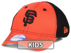 San Francisco Giants New Era MLB Jr Team Front Neo 39THIRTY Cap Stretch Fitted Hats