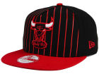 Chicago Bulls New Era NBA Logo Mural Snap 9FIFTY Cap Adjustable Hats