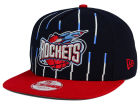 Houston Rockets New Era NBA Logo Mural Snap 9FIFTY Cap Adjustable Hats